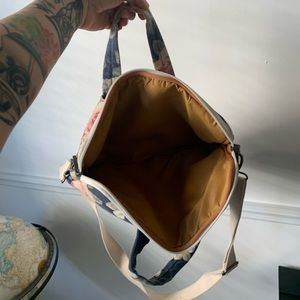 Canvaslife Bags - Canvas life floral print laptop bag